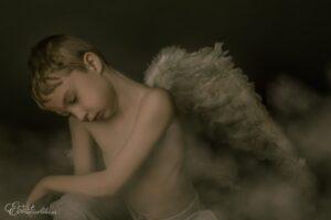 art fallen angel
