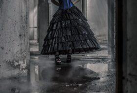 urbex & models :Daww, muah: maaike www.makeupgrade.nl